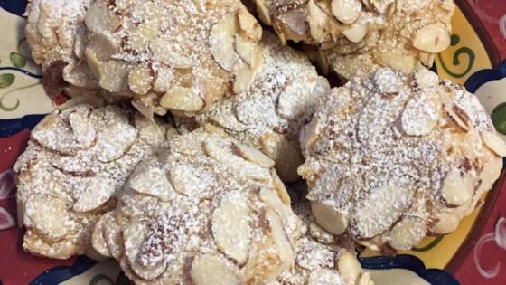 Photo of Italian Almond Cookies II by MYRAMANI
