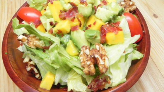 Photo of Avocado and Mango Salad by inspirepassion