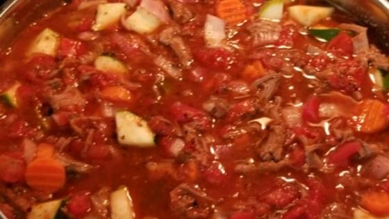 Photo of Zucchini Soup III by Irene Yousey