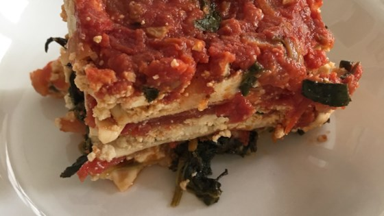 Photo of Vegan Lasagna I by Alison