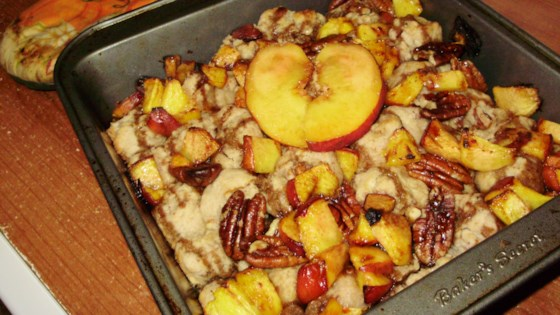 Peach Monkey Bread