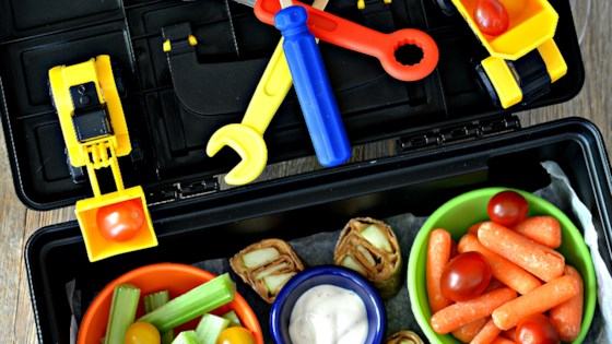 Photo of Kid-Approved Bento Toolbox Lunch by bd.weld