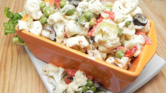 Photo of Chilled Cauliflower Salad by Laura Poincot