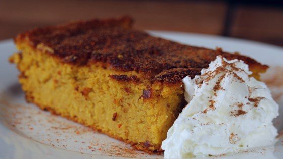 Photo of Pumpkin Casserole/Souffle by Kattygirl