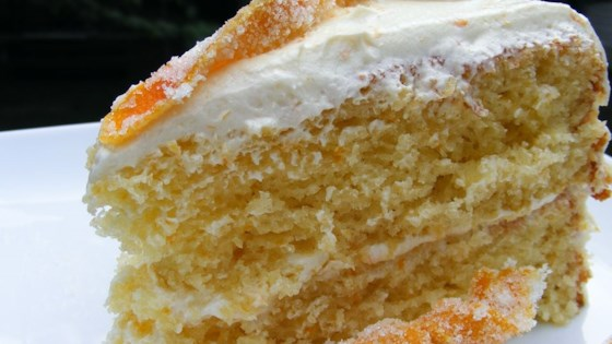 Photo Of Beat And Bake Orange Cake By Menling