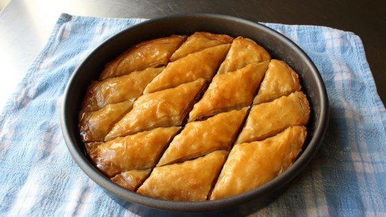 Photo of Chef John's Baklava by Chef John