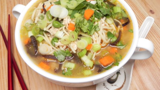 Photo of Cambodian Lemongrass Chicken Soup by KLemons