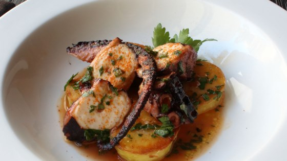 Photo of Spanish Octopus by Chef John
