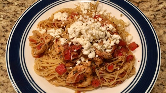 Photo of California Chicken Spaghetti by JAKESMOM31
