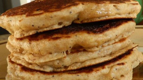 Photo of Banana Poppy Seed Pancakes by catlady