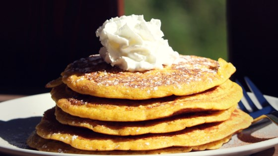 Photo of Pumpkin Quinoa Pancakes by capricious