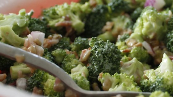 Photo of Fresh Broccoli Salad by Nora
