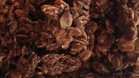 Photo of Simply Chocolate Granola by CC<3's2bake