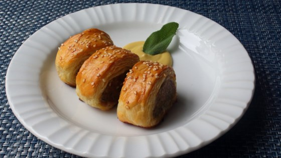 Photo of Chef John's Sausage Rolls by Chef John