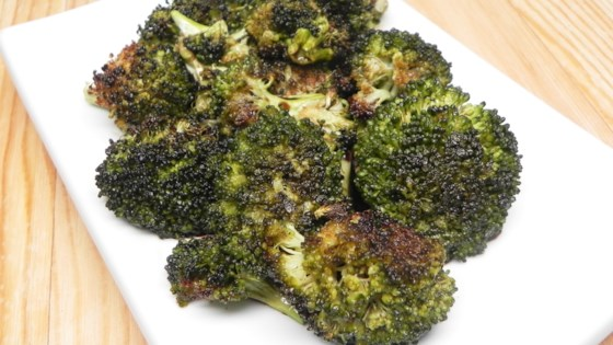 Photo of Roasted Szechuan Broccoli by MDMONS