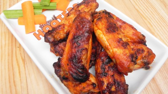 Photo of Simple Grilled Hot Wings by J Chesnut