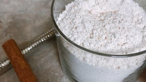 Photo of Cinnamon and Brown Sugar Pancake Mix in a Jar  by Sandy N