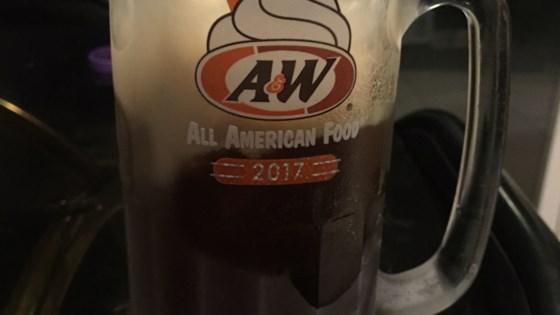 Not Your Kids' Root Beer Float