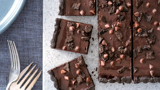 Photo of No-Bake Fudge Bar by Ghirardelli