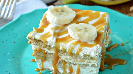 Photo of Spiced Banana Icebox Cake by Musselman's® Apple Butter