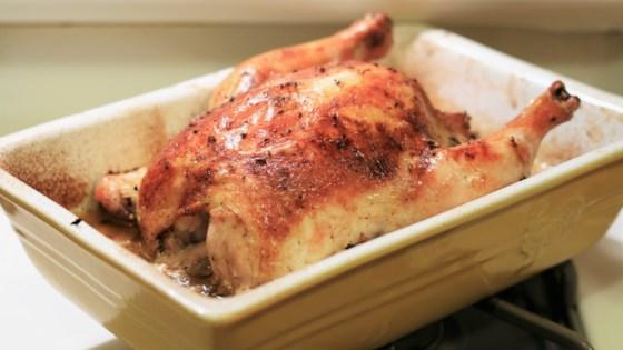 Photo of Poulet Roti a l'Algerienne (Algerian Roast Chicken) by salima1962