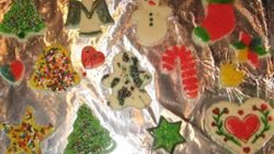 Photo of Gluten-Free Basic Sugar Cookies by Angela Marie