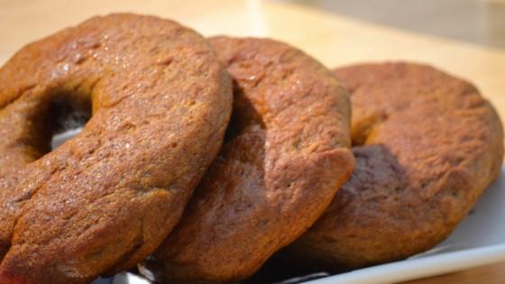 Photo of Pumpkin Spice Bagel by Sadie