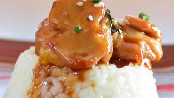 Photo of Caramel Chicken by cookingi