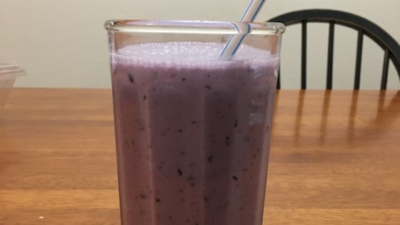 Photo of BlueCar Smoothie by AdMae