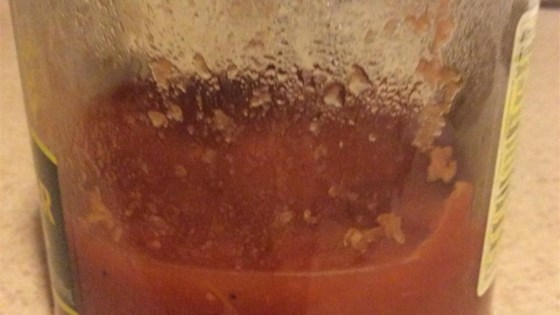 Bloody Mary Sauce