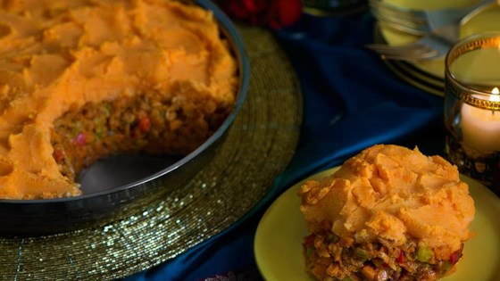 Photo of Tikka Masala Skillet Shepherd's Pie by Patak's Canada