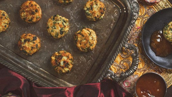 Spinach & Green Pea Patties (Hara Bhara Kebabs)