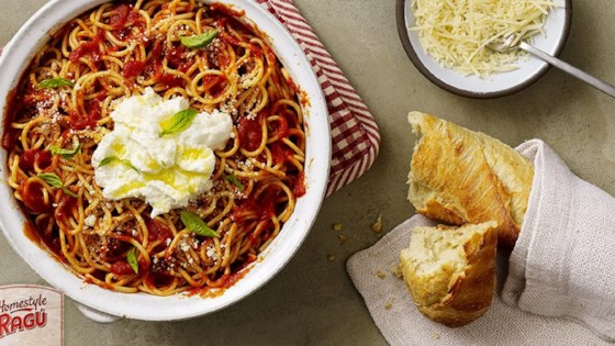 Photo of Easy One-Pot Pasta by RAGÚ®