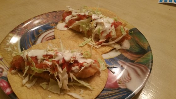 Photo of Fish Tacos al Pastor by Ofelia Bañuelos