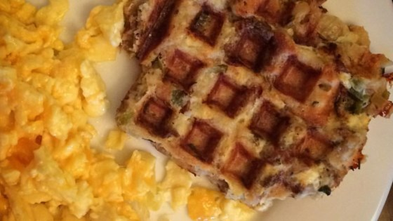 Photo of Stuffing Waffle by Ryan Schroeder