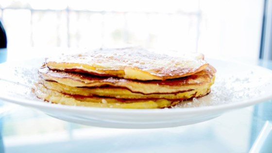 Photo of Gluten-Free and Lactose-Free Pancakes by SheCooks