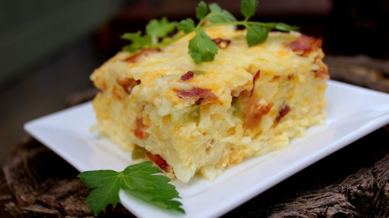Photo of Easter Breakfast Casserole by Stephanie