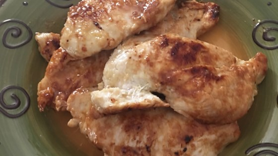 Photo of Easy Garlic Ginger Chicken by Susan McFadden