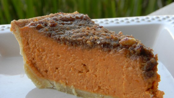 Photo of Gourmet Pumpkin Pie by Theresa Wallace