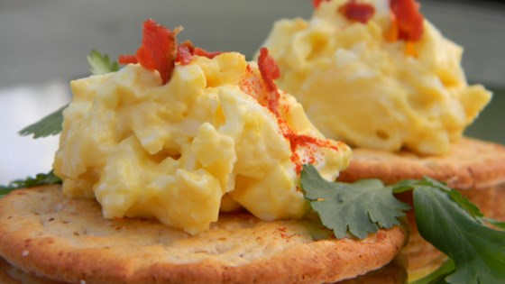 Photo of Deviled Egg Dip by Maria