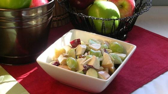 Photo of Jenny's Sweet Waldorf Salad by Jenny Mahler