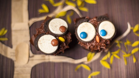 Photo of Owl Cupcakes by Nesrine