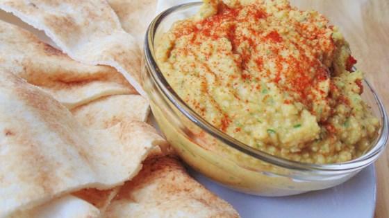 Photo of Artichoke Jalapeno Hummus Dip by amycorrine