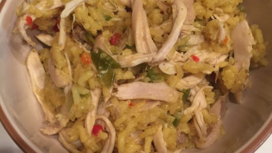 Photo of Awesome Chicken and Yellow Rice Casserole by Tamara Grimes