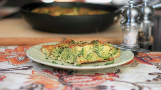 Easy Broccoli Frittata