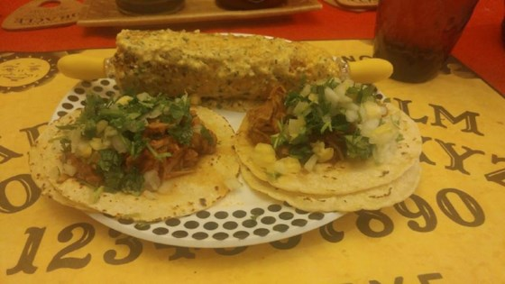 Photo of Slow Cooker Tacos al Pastor  by TheElusivePastry