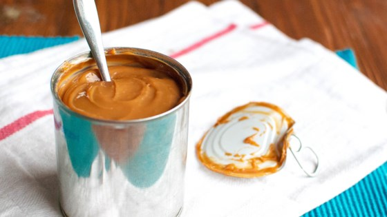 Photo of Caramel in a Can (Dulce De Leche) by Chef Bradly