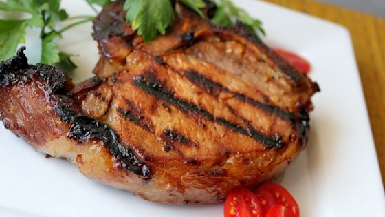 Photo of Summer Grilled Pork Chops by MollysDad