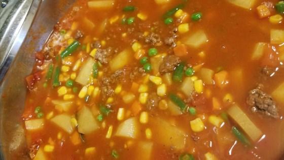 Photo of Hamburger Stew with Potatoes by Onna Silvas