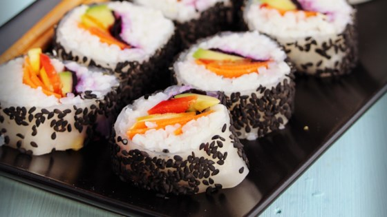 Photo of Vegetarian Sushi by greet